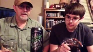 The Beer Review Guy # 517 Mtn Dew Black Label Dark Berry