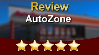 AutoZone Phoenix Exceptional Five Star Review by