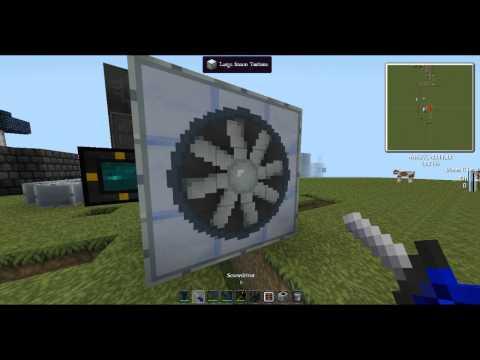 Клиент Minecraft 1.2.5 + Сервер с модами IC2, BC, RP2 ...