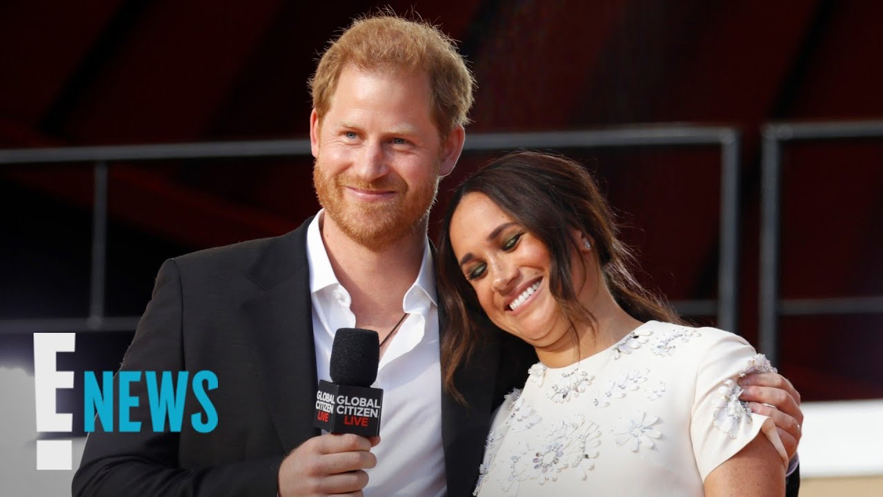 Download Prince Harry & Meghan Markle's PDA-Filled Appearance | E! News