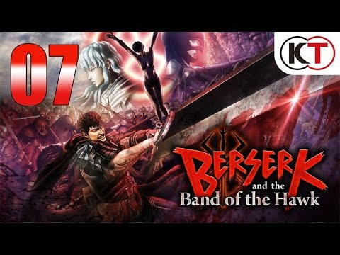 BERSERK and the Band of the Hawk - Walkthrough Part 7: The Assassination
