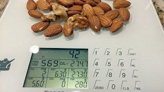 ВЕСЫ,которые могут всё: считают холестерин, калории, белки, жиры, углеводы...