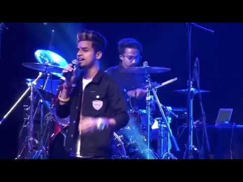 Sumit Saini  Performance In Kuwait  Harseep Kaur  Star Plus  The Voice  12th April 2019