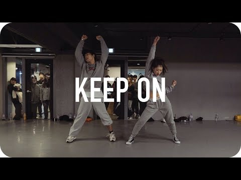 Keep On - Kehlani / Youjin Kim Choreography