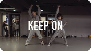 Keep On - Kehlani / Youjin Kim Choreography