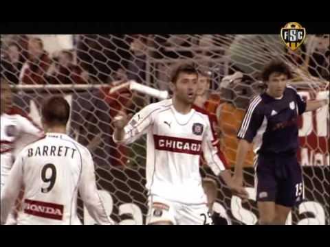 31d665913 MLS Pictures  The Final -- 2005 MLS Cup  LA Galaxy vs. New England ...