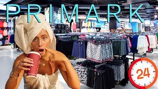 i woke up in a store... (24HOURS in a PRIMARK store!!?)