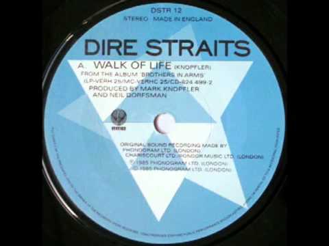 Dire Straits - Walk Of Life (Patiño Extended 12¨ Mix)