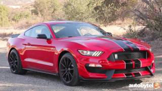 2016 Ford Mustang Shelby GT350 Test Drive Video Review