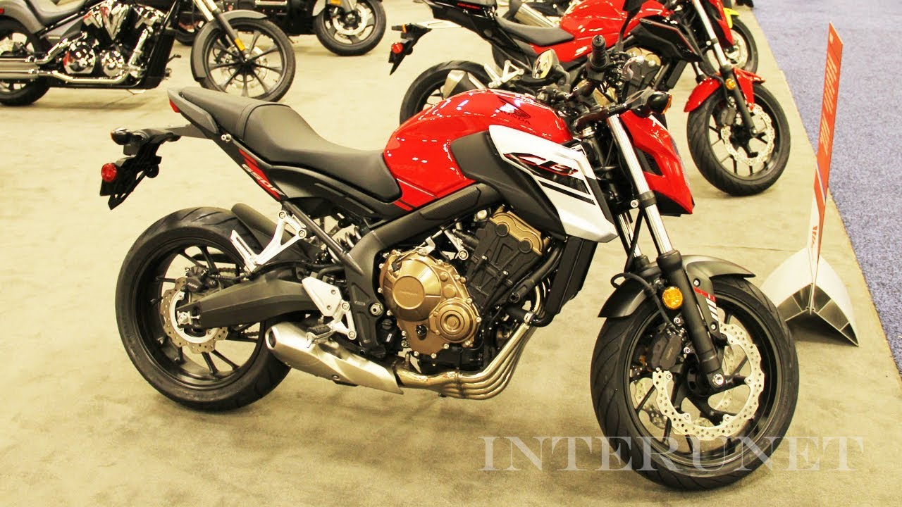 2018 Honda CB650F Naked Bike