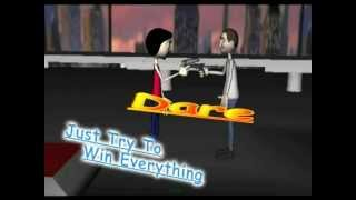 Just Try To Win Everything   Dare the Animation