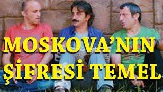 Moskovanın Şifresi Temel - Türk Filmi