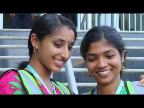 The Women Power in Kochi Metro.