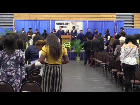 Albany State University Honors Day Program