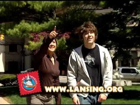 Greater Lansing Michigan- Be A Tourist In Your Own Town