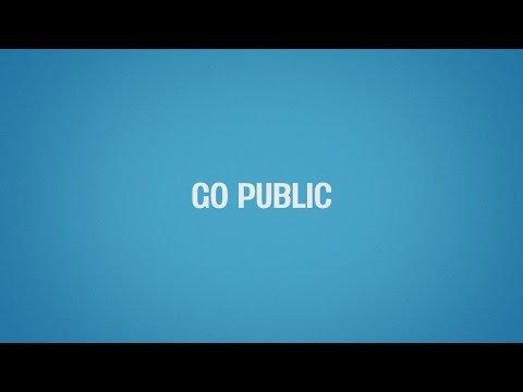 Road to Go Public