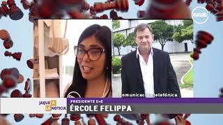 Ércole Felippa | Presidente Fundación E+E