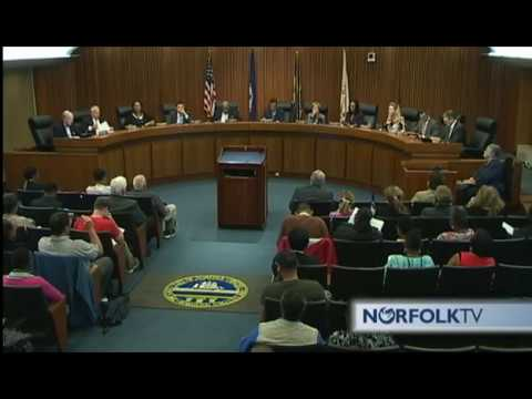 Formal 05/23/17 Session - Norfolk City Council
