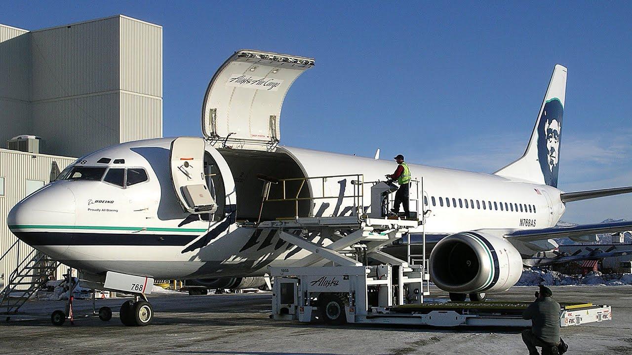 Alaska Airlines Cargo Youtube