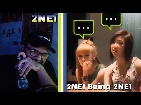 2NE1 BEING 2NE1 FOR 13 MINUTES REACTION!!! | DISAGREE ABOUT WATERMELONS, I DARE YOU!!! #TakeMeBack