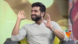 Interview With  வெற்றி நாயகன் Actor ArunVijay | Diwali special | Vendhar TV