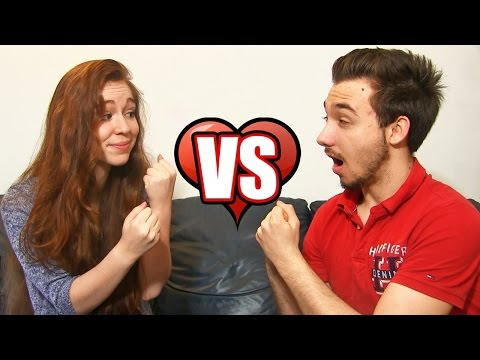 BOYFRIEND VS GIRLFRIEND CHALLENGE ! 5 TAG en Amoureux !