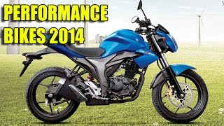 Top 4 Performance Bikes Under Rs 1 Lakh !