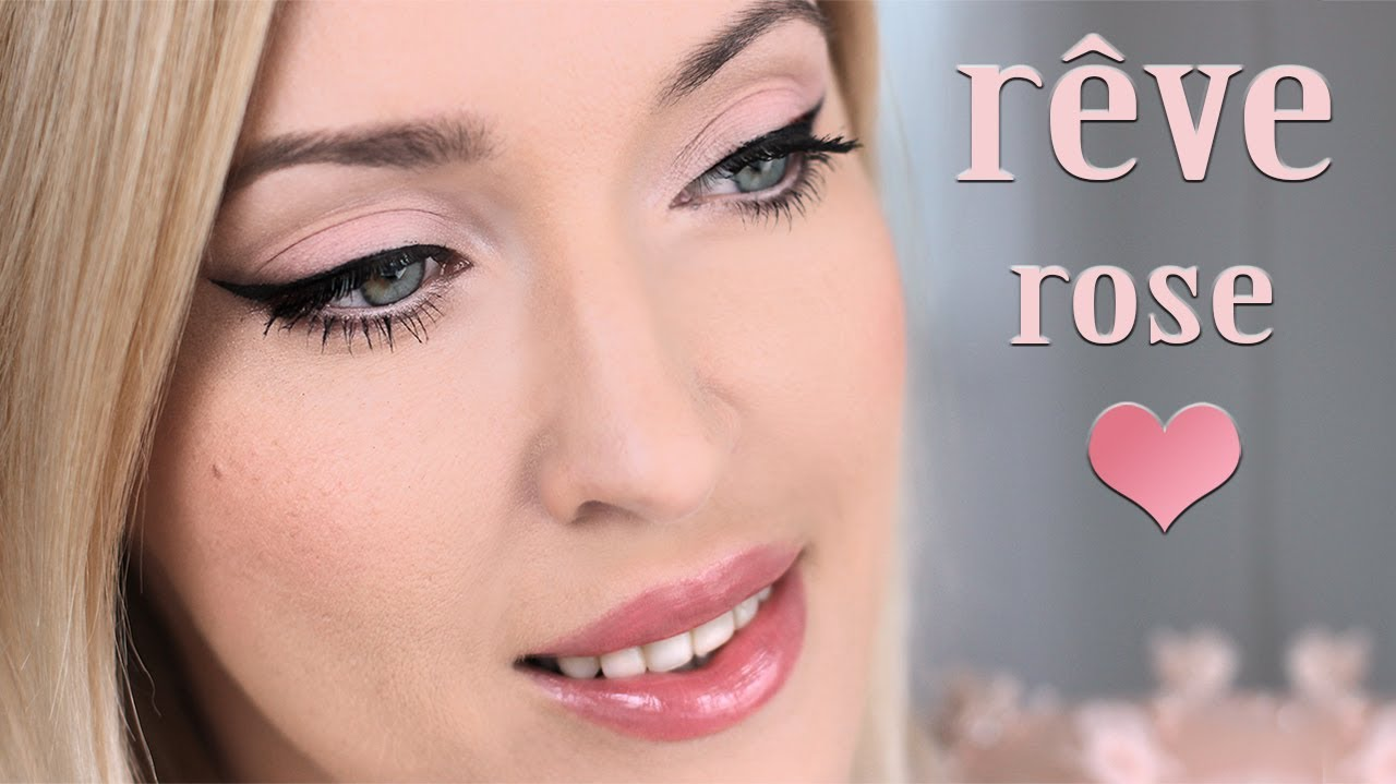 Tuto Maquillage Soir E Simple Et Naturel Pour Les Fetes No L Youtube