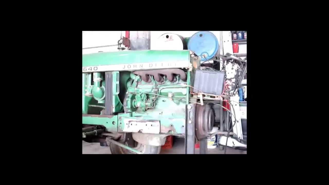 John Deere 2630 Parts The Best Deer 2018 Wiring Diagram Pulley Water Pump T26850 2640 604716770129