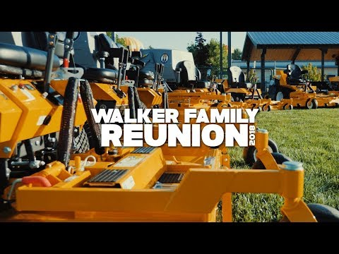 The Walker Family Reunion 2018