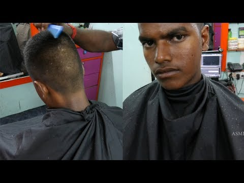 How to Remove Dandruff EASY & QUICK WAY with COMB | Relaxing Feel,