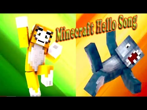 Minecraft Songs - Adele - Hello - Vevo Music | Minecraft Songs Parody