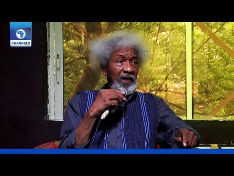 Wole Soyinka On Grazing Routes, NBC Regulation and Sunday Igboho | 27 Aug 2021