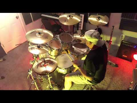 Drive Joe Bonamassa drum cover
