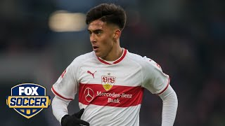 Vfb stuttgart's nicolas gonzalez is january's bundesliga official rookie of the month!#foxsoccer #bundesliga #nicolasgonzalez #rookiejanuarysubscribe to get ...