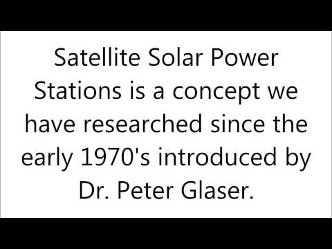 Satellite Solar Power Station