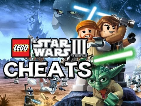 LEGO Star Wars 3 - The Clone Wars - CHEATS (HD)