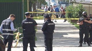 Подробности захвата заложницы в отделении банка в Заславле