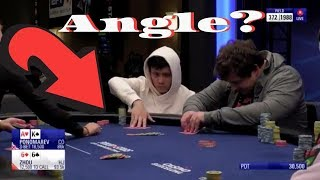 News From 2019 EPT Barcelona: Is This an Angle Shoot?