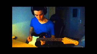 All of me - John Legend (Alessandro Guitar Cover)