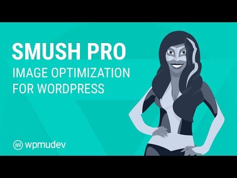 Smush Pro - Image Optimization for WordPress