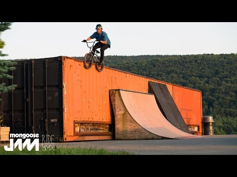 BMX - TEAM PAT CASEY - MONGOOSE JAM 2017
