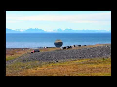 2011 Summer impression on Svalbard
