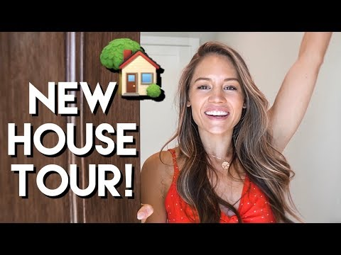 Empty House Tour Of Our NEW HOME In Denver!!
