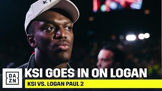 KSI Goes IN On Logan Paul; Vows To Destroy Him