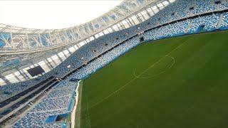Nizhny Novgorod stadium / GoPro 7 Black