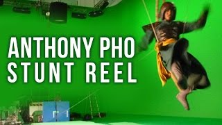 Anthony Pho - Stunt Reel / Demo Action