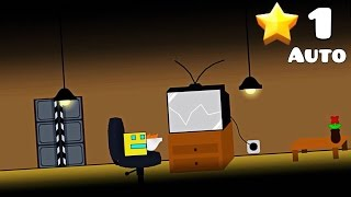 New GD Animation 'Cubes Story The Top' By IYuriI   Geometry Dash [2.0]