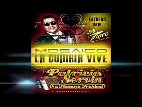 Patricio Servin Y Su Flamazo Tropical -  Mosaico La Cumbia Vive