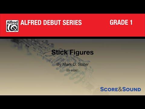 Stick Figures by Mark D. Slater – Score & Sound